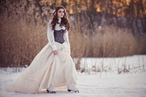 On ice by Anette89