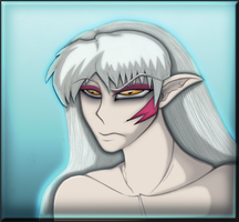 Lord Sesshomaru by Prepare-Your-Bladder