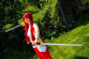 Jellal, you'll pay for what you did! by SCARLET-COSPLAY