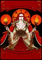 May Queen - Beltane Fire Festival by UnripeHamadryad