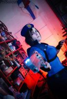 Jill Valentine RESIDENT EVIL Remake III by PriSuicun