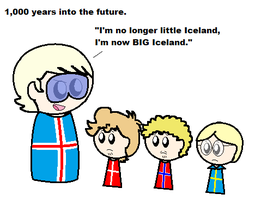Satw Growing Iceland by ABtheButterfly