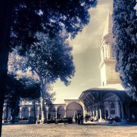 Topkapi Palace, Istanbul by antisilence73