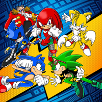 Sonic Champions by S-concept