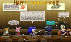 Sonic Z Special ~ Thanksgiving 2013 by CCI545