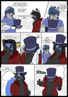 The Magician's Hat - Page 1/6 by TheRoflCoptR