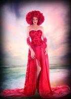 Lady Red Rose by Sherit-Ra