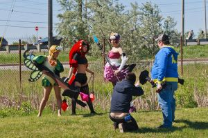 Anime North 2013: Journalistic shot 69 by Henrickson