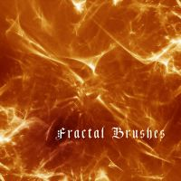 Fractal Brush Set by 1-1