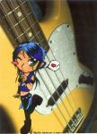 Hikaru's bass by Gee-and-my-lover