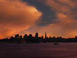 San Francisco by VaggelisFragiadakis