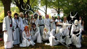 Bleach: Meet the Gang by BJey04
