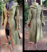 Legend of the Seeker Coat by Reine-Haru