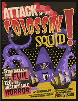 The Colossal Squid by Mr-Bluebird