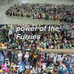 Furry power don't understimate it by Justicedog337
