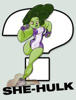 She-Hulk Teaser by gnome-oo