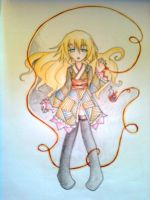 OC:Helena by chiihime-chan