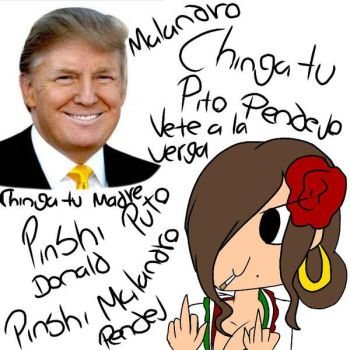 [LH] Mexico Hates Donald Trump by FlandreZeroChan