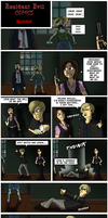 Resident Evil Comic: Scooch by Jacob-R-Goulden