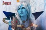 Adventure Time: Ice Queen by Aster-Hime
