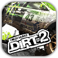 DiRT 2 Game Icon by Wolfangraul