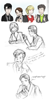 10 o'clock live sketches by dongpeiyen1000