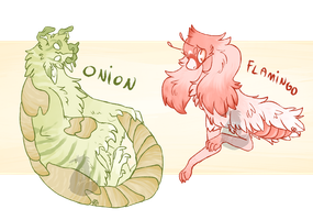 small Adopts [ OPEN ] by red-anteater