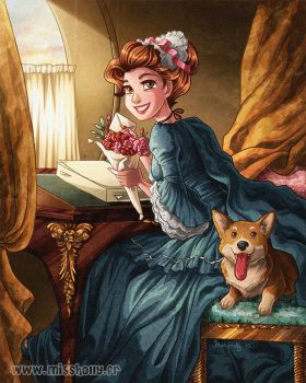 The Love Letter by HollyBell