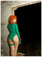 Caitlin Fairchild- Gen13 cosplay by VictoriaRusso