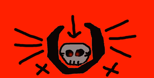 andromeda space pirate symbol by omegaoni77