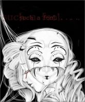 Such a fool... by yokuza