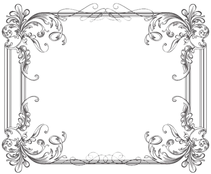 Vintage Frame Two by kingoftheswingers