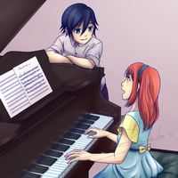 Playing our song by Koto-wari