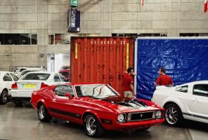 Mustang M1 by amadis33