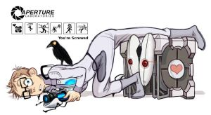 PORTAL You're screwed by Schattencyra