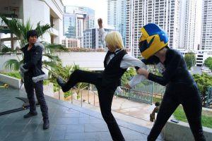 Durarara: Shizuo 4 by J-JoCosplay