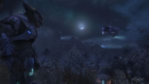 Halo Reach Nightfall Guard by crested217