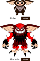 Gremlin Fakemon by KingsTailor
