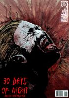 30 Days of Night colour by GeoPhreak