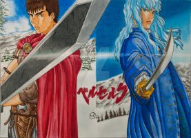 Berserk.The Golden Age.Arc II by Yoite7
