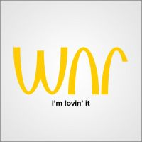 I'm Lovin' It. by JamesRandom
