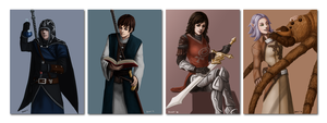 C: The Shepherds by bchart