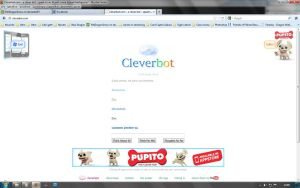 Cleverbot by OmegaDemonFox