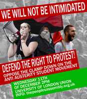 Defend Protest by Party9999999