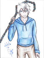 Jack Frost.. by SakuraFaith