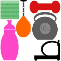 PS Brushes - Work Out by Zuaj