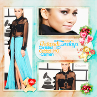 +Photopack Zendaya Coleman L P by SwagSwagony