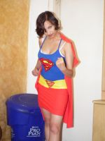 supergirl cosplay4 by rakefet666