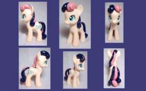 Bon Bon Custom Toy by CadmiumCrab