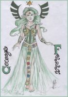 Farore, Goddess of Courage by the-infamous-padfoot